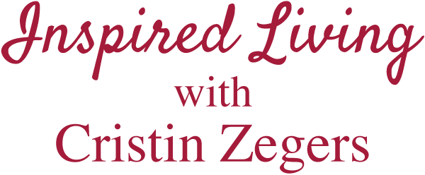 Inspired Living with Cristin Zegers